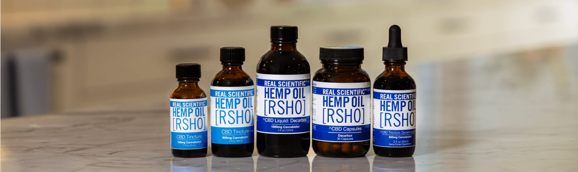 TYPES OF CBD-INFUSED PRODUCTS