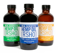 Pure Hemp Oils