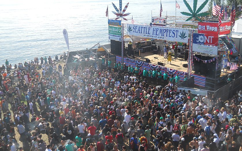 Medical Marijuana Inc. & Wellness Managed Services' MPSI Featured by Bloomberg, Lands Exclusive Seattle Hempfest Security Contract