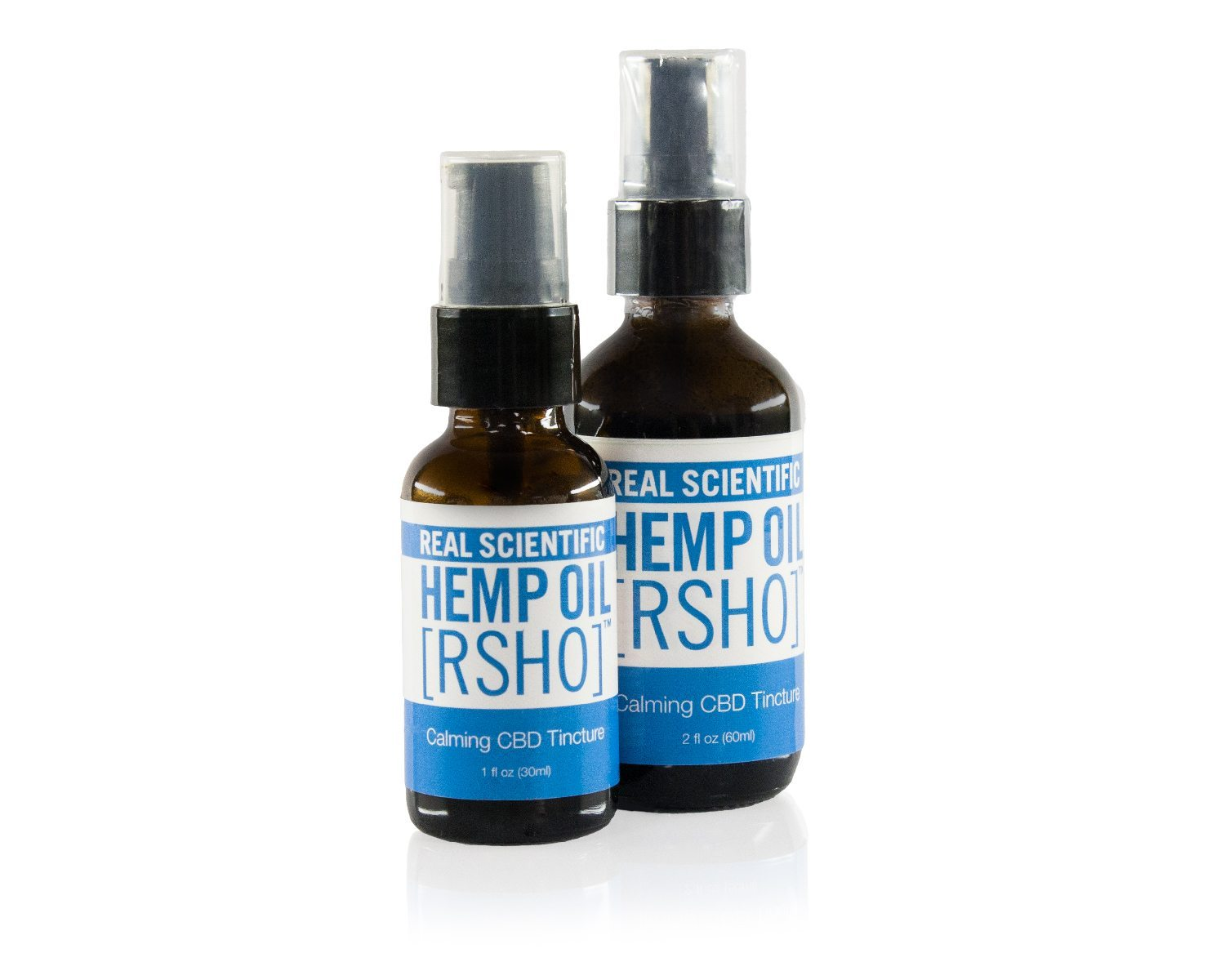 Real Scientific Hemp Oil™ [RSHO]™ new cannabidiol (CBD) hemp oil whole food in choice of original, cinnamon or peppermint flavor tinctures.)