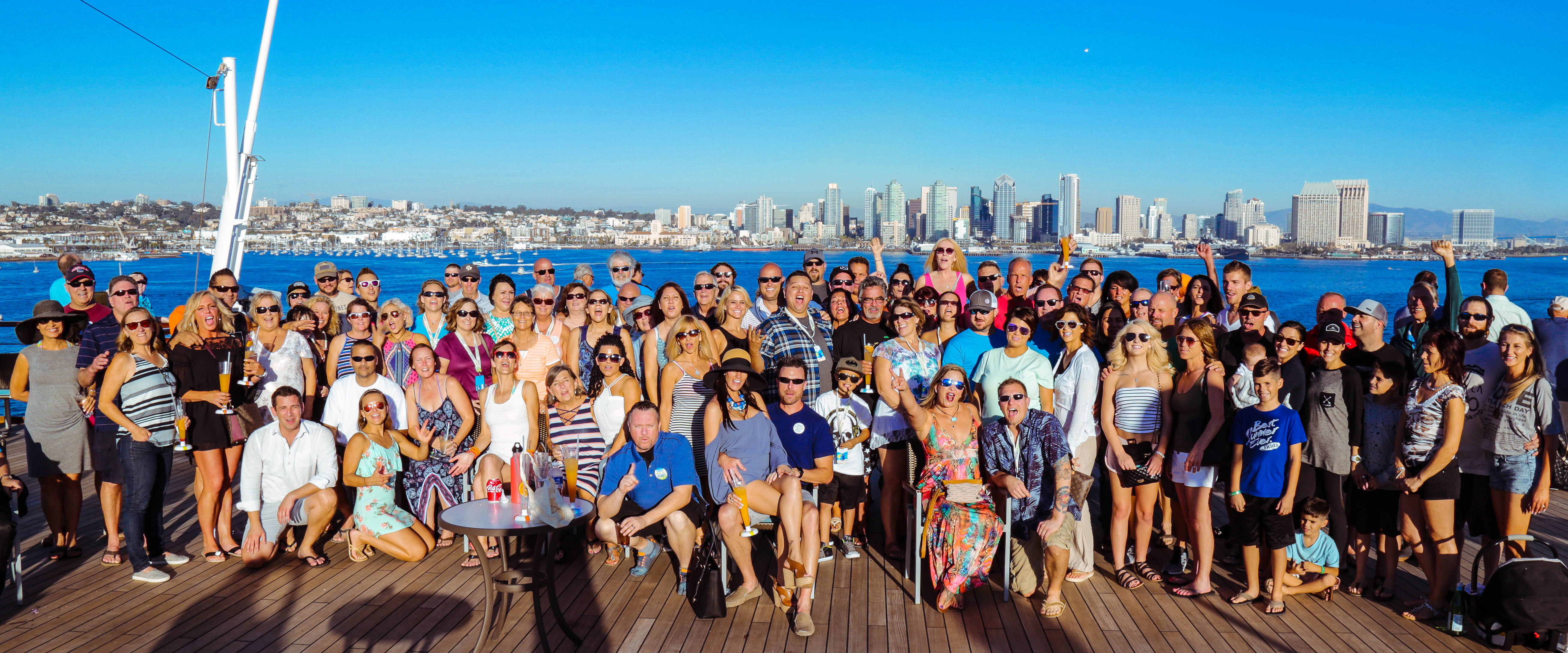 Kannaway hosts Mexican cruise