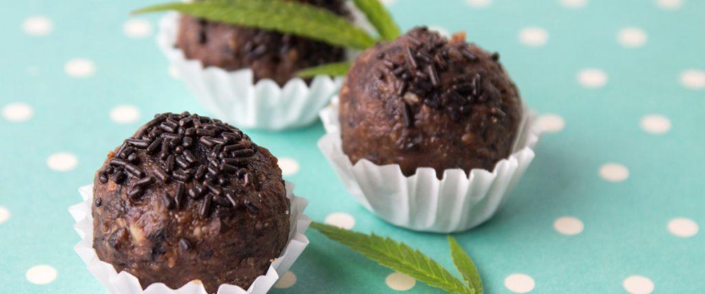 marijuana edible dessert