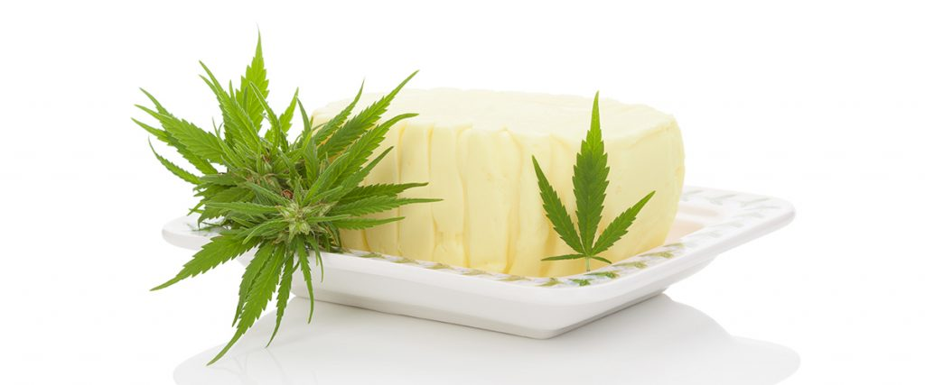 cannabutter for edibles