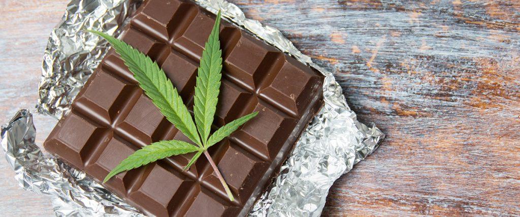 marijuana edible chocolate