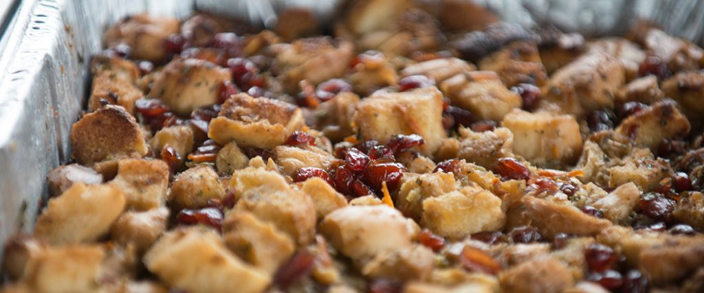 marijuana cranberry stuffing recipe