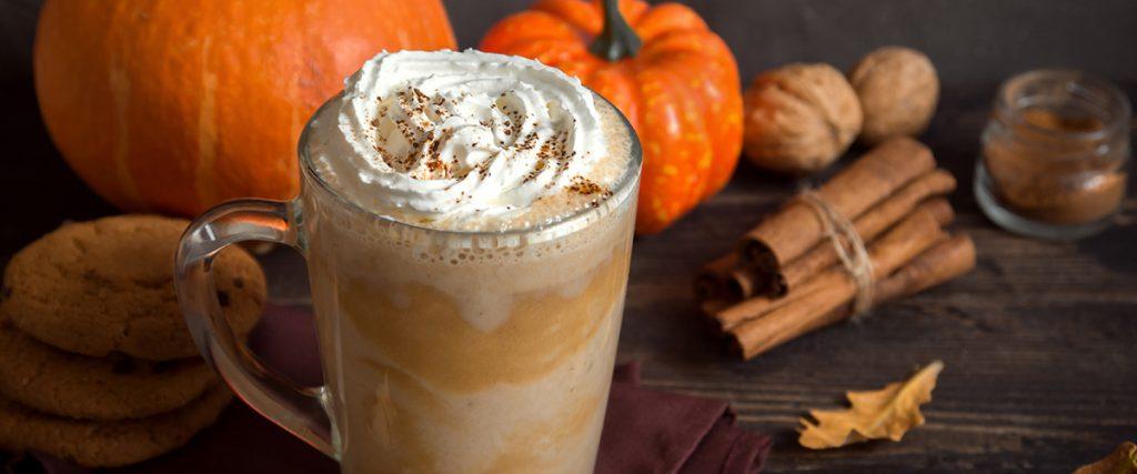 marijuana pumpkin spice latte