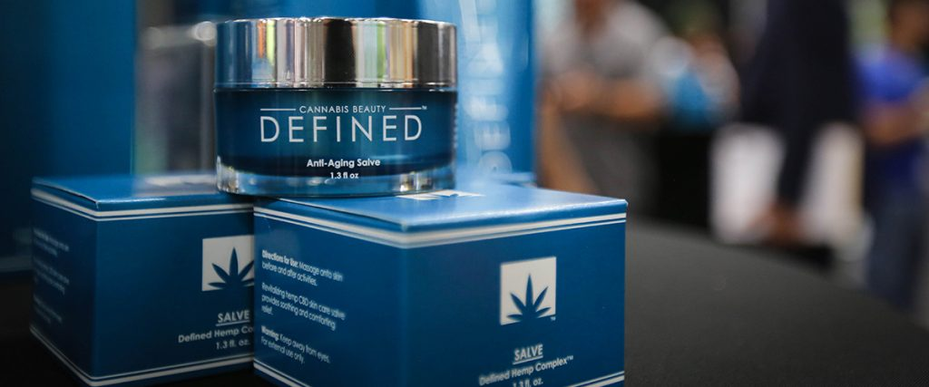 best cbd skin product