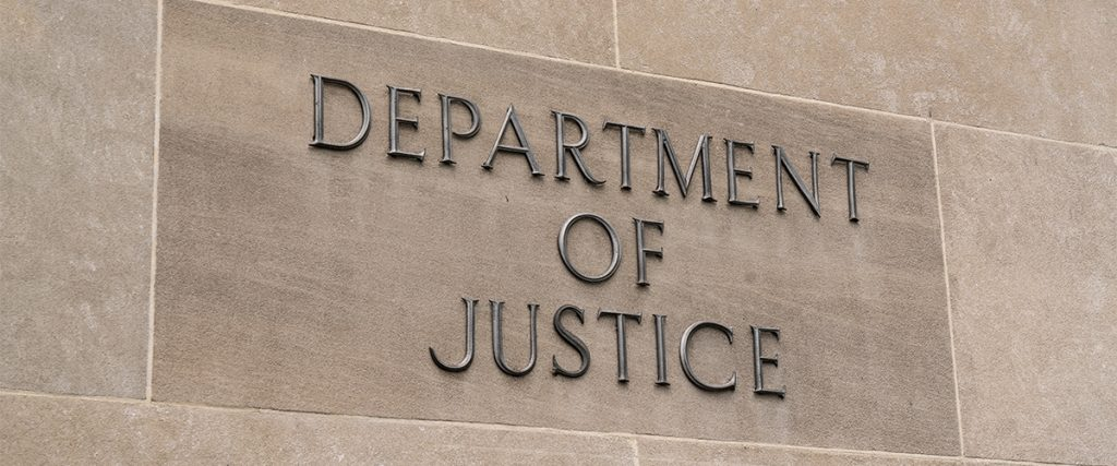 department of justice marijuana