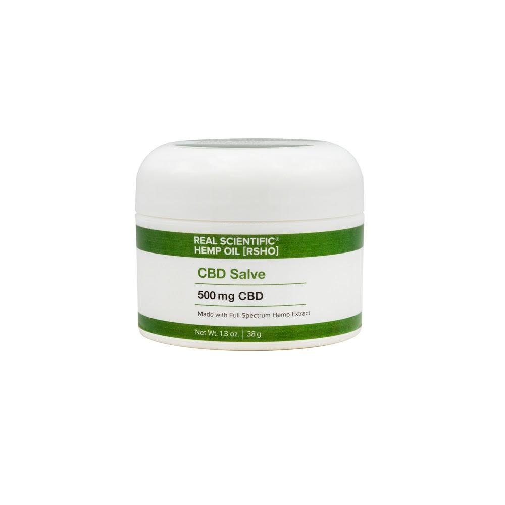 RSHO® CBD Hemp Oil Salve