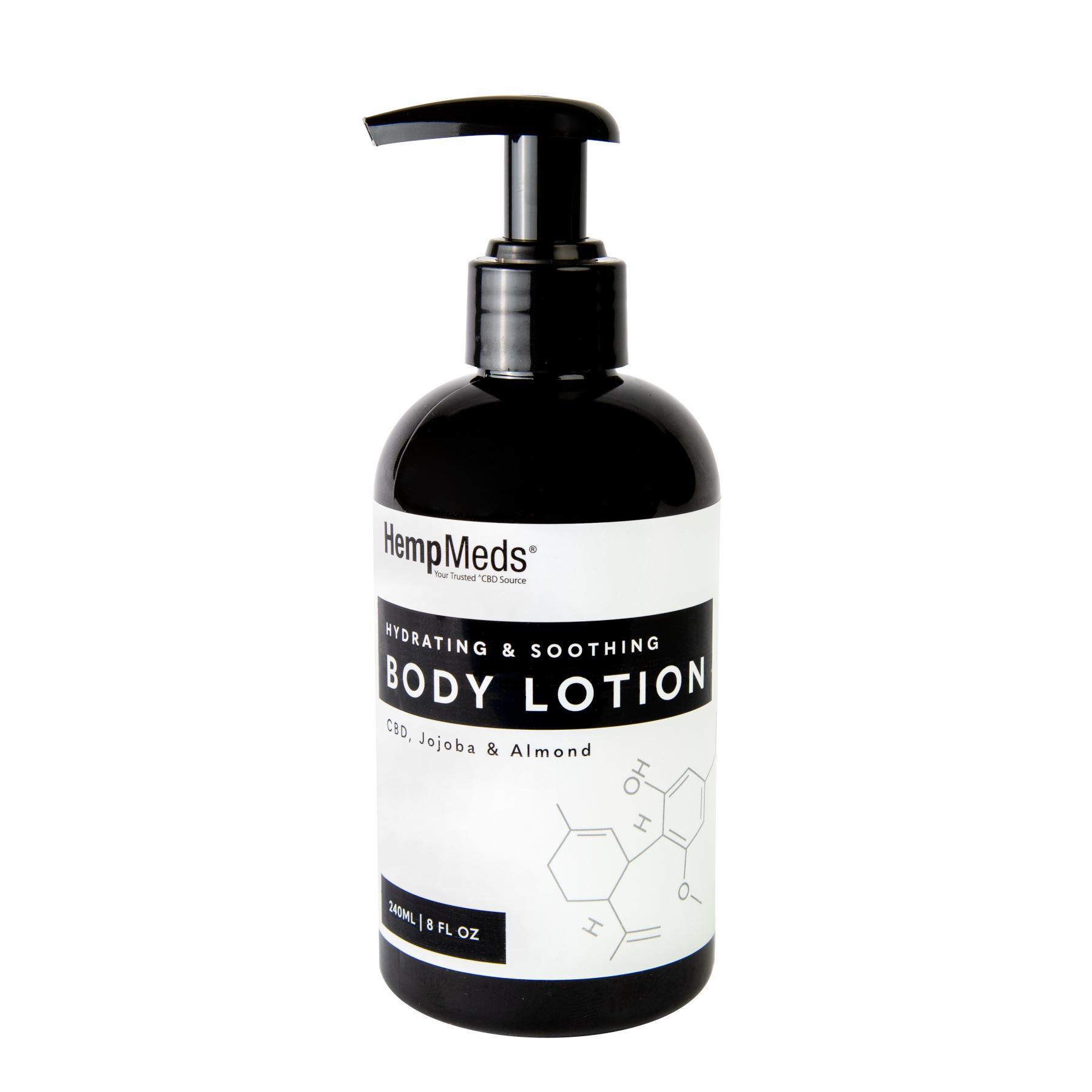 HempMeds® Hydrating & Soothing Body Lotion