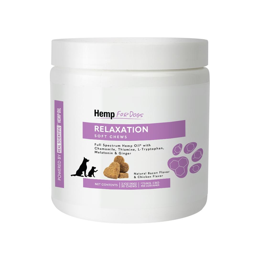 Hemp for Pets™ Relaxation Soft Chews