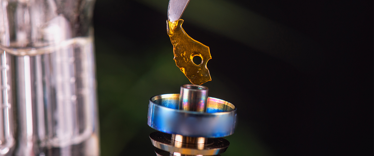 how do you consume shatter