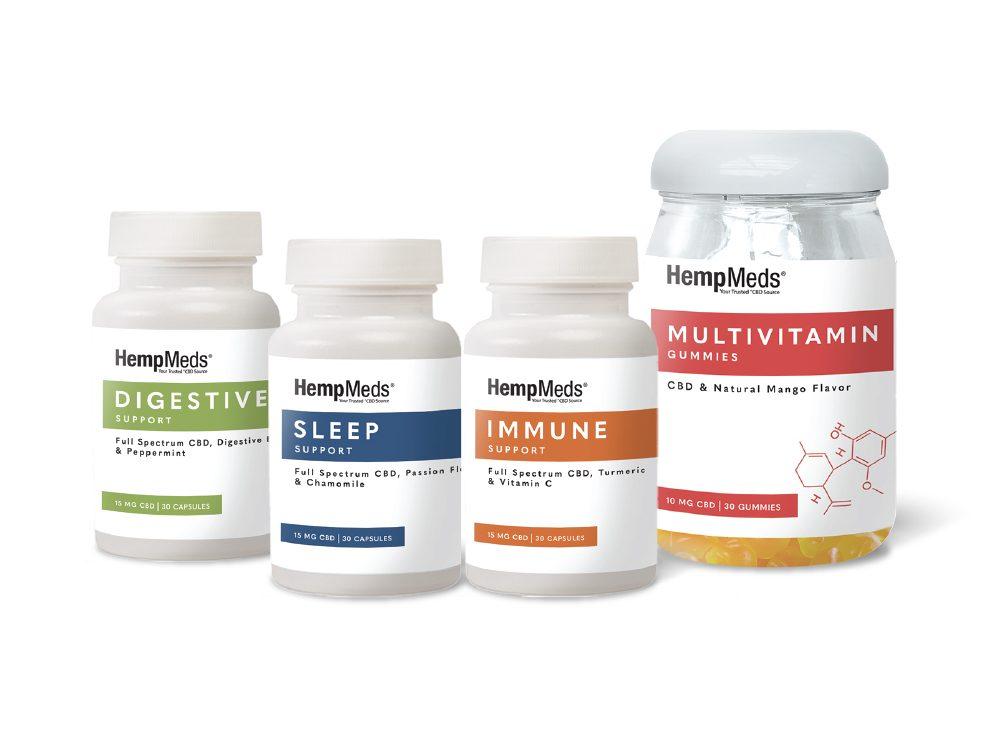 HempMeds® Debuts Everyday Wellness CBD Line to Consumers at New York Event 2