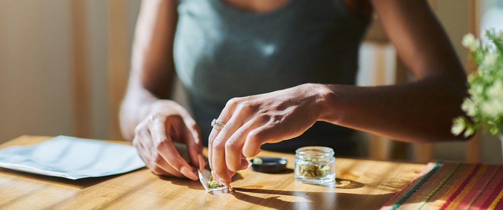 using cannabis during coronavirus