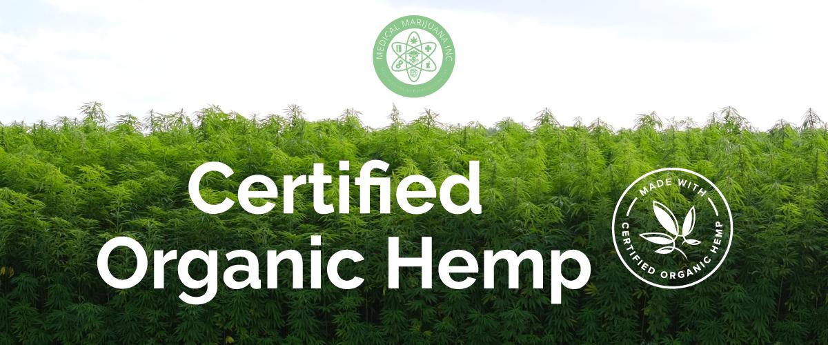 Certified Organic Hemp