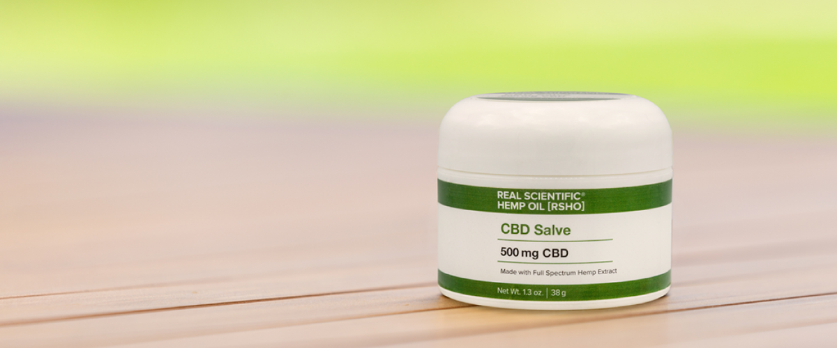 Best-Selling RSHO® CBD Salve Now With 500 mg of CBD